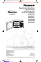 Panasonic NN-ST671S Operating instructions manual - Page 1