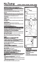 NuTone AVD50N Installation manual - Page 4