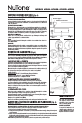 NuTone AVD50N Installation manual - Page 6