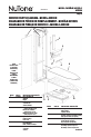 NuTone AVD50N Installation manual - Page 8