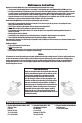 Dynabrade 21065 Operation and maintenance manual - Page 3