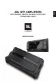 JBL GTR-7535 Owner's manual - Page 1