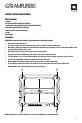 JBL GTR-7535 Owner's manual - Page 5