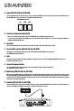 JBL GTR-7535 Owner's manual - Page 8