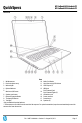 HP ProBook 455 Specification - Page 3