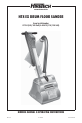 HireTech HT8 EX Owner's manual & operating instructions - Page 1