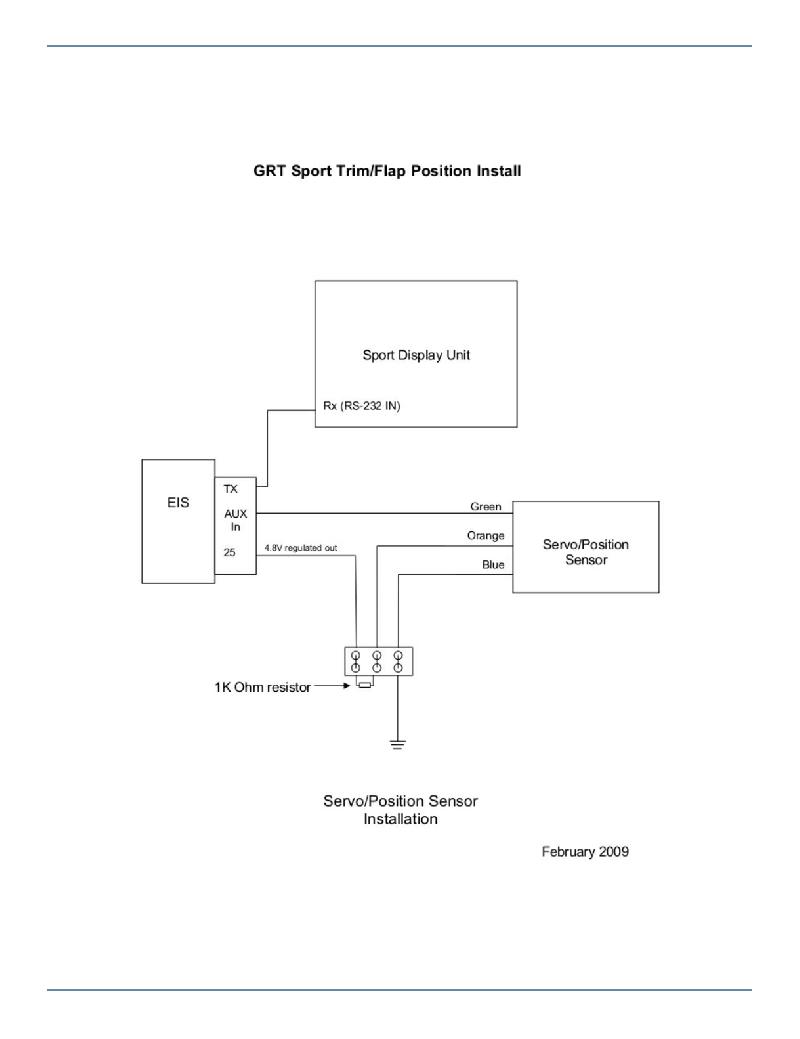 Grt Avionics Horizon Ex Avionics Display Installation Manual Pdf View  Download  Page   55